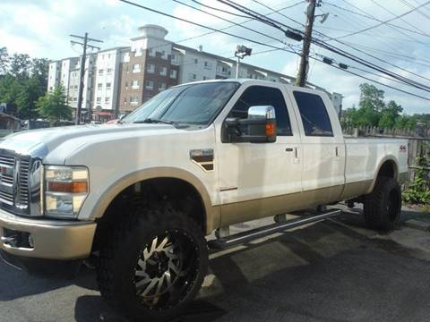 2009 Ford F-350 Super Duty for sale at TruckMax in N. Laurel MD