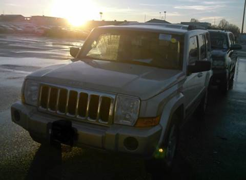 2008 Jeep Commander for sale in N. Laurel, MD
