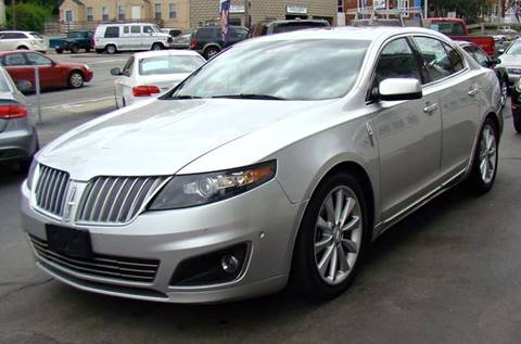 2011 Lincoln MKS for sale at Greenville Auto Sales in Warwick RI