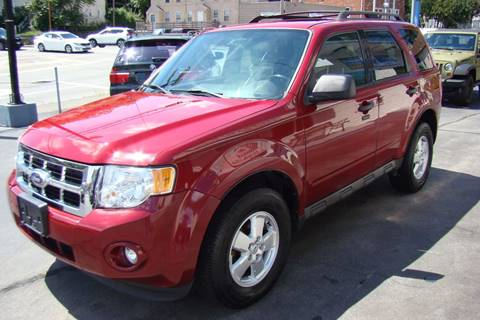 2010 Ford Escape for sale in Johnston, RI