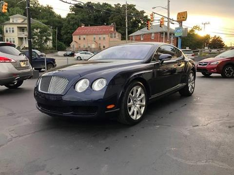 2005 Bentley Continental for sale in Johnston, RI