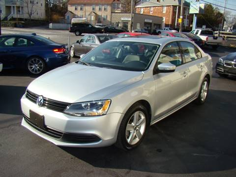 2011 Volkswagen Jetta for sale in Johnston, RI