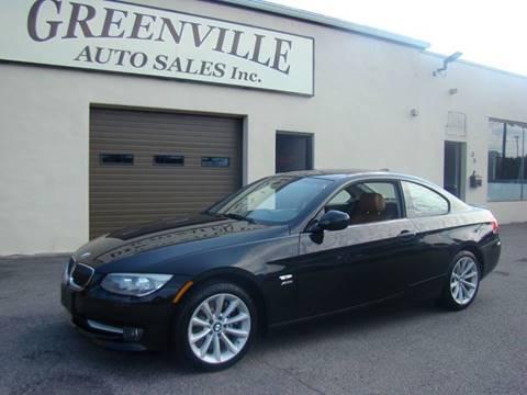 2011 BMW 3 Series for sale in Wawrick, RI