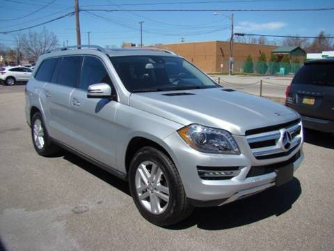 2015 Mercedes-Benz GL-Class for sale in Wawrick, RI