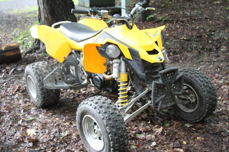 2008 Can-Am DS 450  - Pittsfield MA
