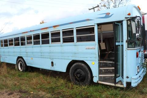 1994 Blue Bird Bus