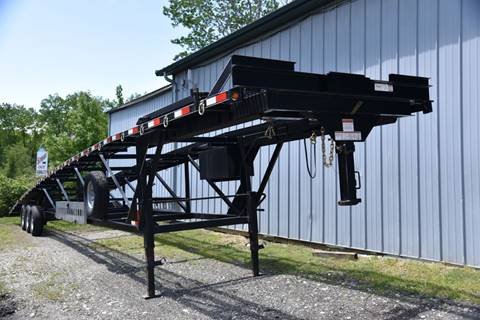 2018 Kaufman 53' trailer for sale in Pittsfield, MA