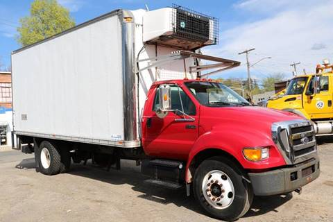 2005 Ford F750 XL Super Duty