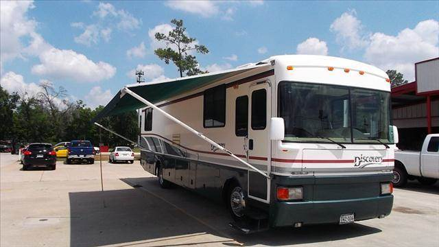 1998 Fleetwood Discovery 36T for sale at Texas Best RV in Humble TX