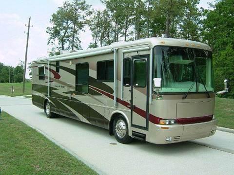 2003 Newmar DUTCHSTAR DSDP 4007 DIESEL PUS for sale at Texas Best RV in Humble TX