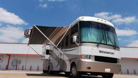 2005 Four Winns WINDSPORT 36Z for sale at Texas Best RV in Humble TX