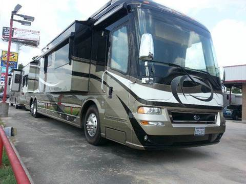 2007 COUNTRY COACH AFFINITY 700 ALEXANDER VALLEY  for sale at Texas Best RV in Humble TX