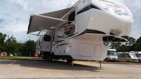 2012 Keystone MONTANA HICKORY EDITION for sale at Texas Best RV in Humble TX