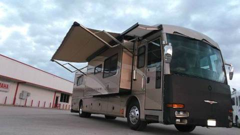 2006 AMERICAN COACH AMERICAN TRADITION for sale at Texas Best RV in Humble TX