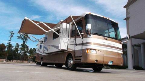 2004 Monaco KNIGHT 39 PST for sale at Texas Best RV in Humble TX