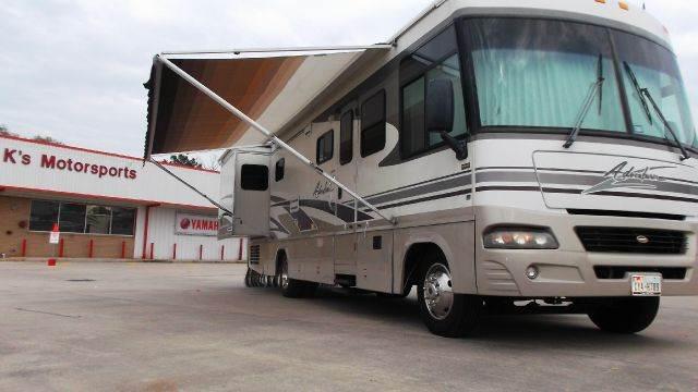 2003 Winnebago ADVGENTURER for sale at Texas Best RV in Humble TX