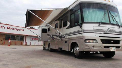 2003 Winnebago ADVGENTURER for sale at Texas Best RV in Humble TX