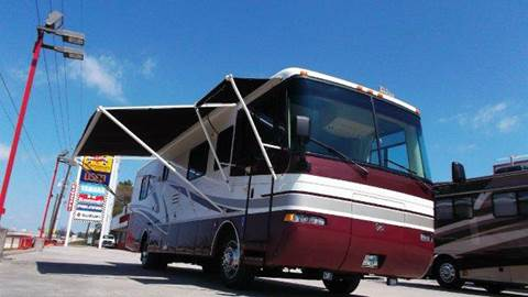 2002 Monaco KNIGHT for sale at Texas Best RV in Humble TX