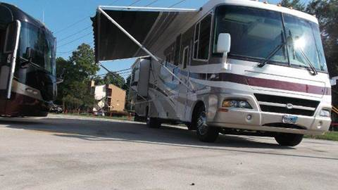 2003 Damon INTRUDER 369 for sale at Texas Best RV in Humble TX