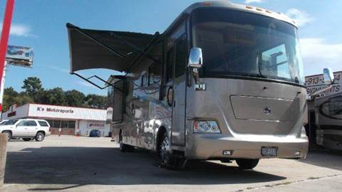 2008 Monaco LaPALMA 38plt xl for sale at Texas Best RV in Humble TX