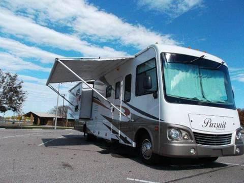 2007 Georgie Boy Pursuit 3540ds for sale at Texas Best RV in Humble TX