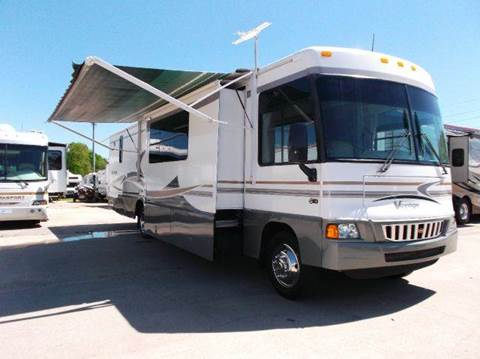 2005 Winnebago VOYAGE 38J for sale at Texas Best RV in Humble TX