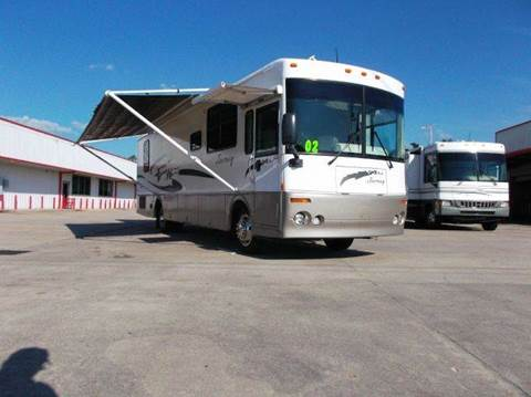 2002 Winnebago Journey 36C for sale at Texas Best RV in Humble TX