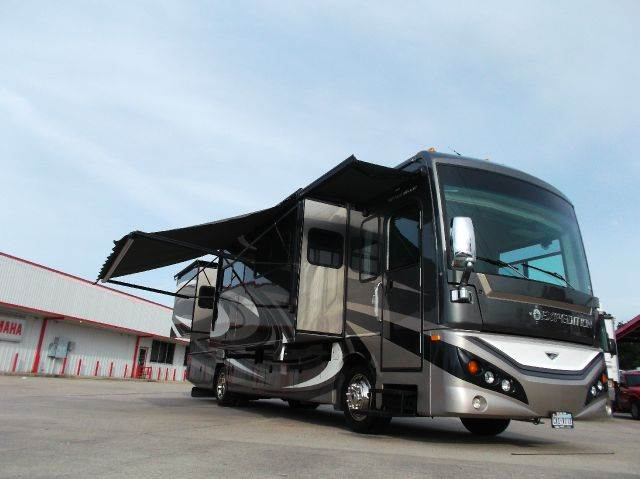 2011 Fleetwood Expedition 36M for sale at Texas Best RV in Humble TX
