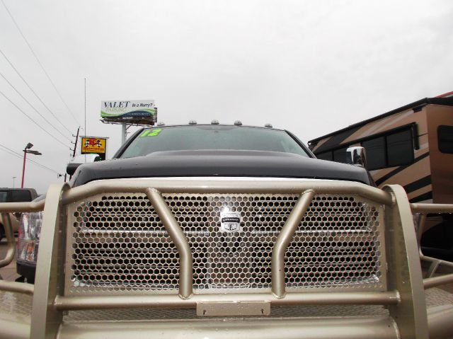 2012 RAM Ram Pickup 3500 Laramie Longhorn 4x4 4dr Crew Cab 8 ft. LB DRW Pickup - Humble TX