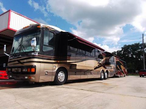 2000 Blue Bird Wanderlodge 43dsl for sale at Texas Best RV in Humble TX