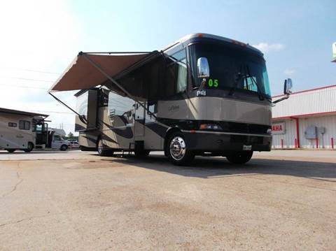 2005 Monaco Lapalma 37PCT for sale at Texas Best RV in Humble TX