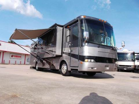 2004 Holiday Rambler Endeavor 36 PST for sale at Texas Best RV in Humble TX