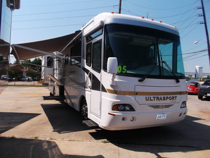 2005 Damon Ultrasport 3976 for sale at Texas Best RV in Humble TX