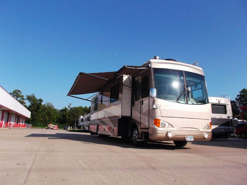 2007 Fleetwood Excursion 39s for sale at Texas Best RV in Humble TX