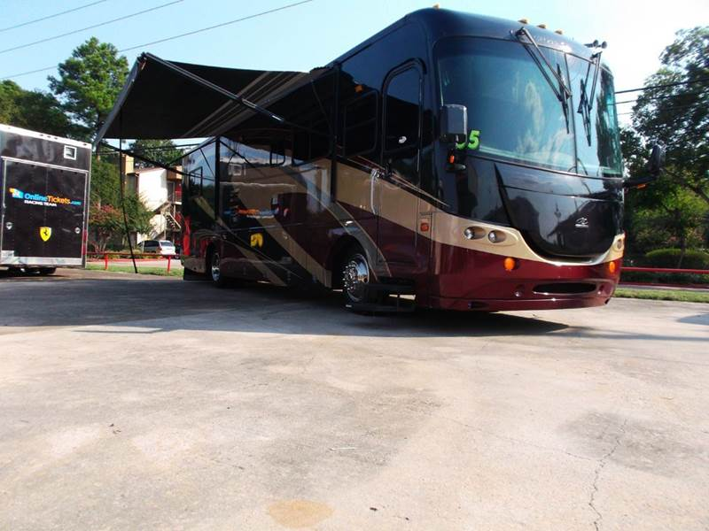 2005 Coachmen Cross Country 370DS for sale at Texas Best RV in Humble TX