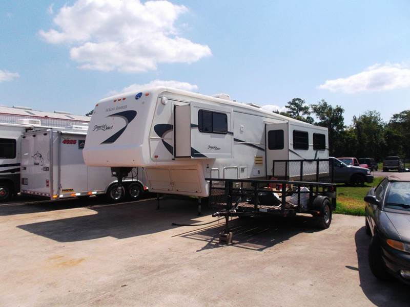 1997 Holiday Rambler Imperial Select 36Wccs 5th Wheel In