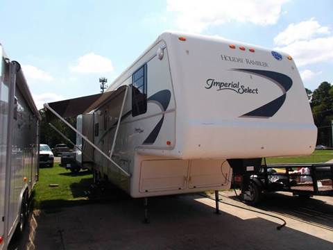 1997 Holiday Rambler Imperial Select 36WCCS for sale at Texas Best RV in Humble TX