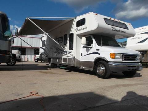 2005 Coachmen Leprechaun m-314 for sale at Texas Best RV in Humble TX