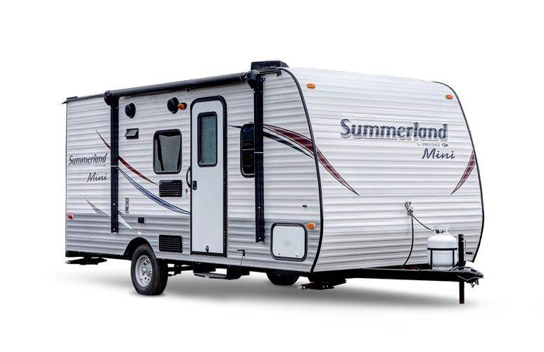 2016 Keystone Springdale M1800BH for sale at Texas Best RV in Humble TX