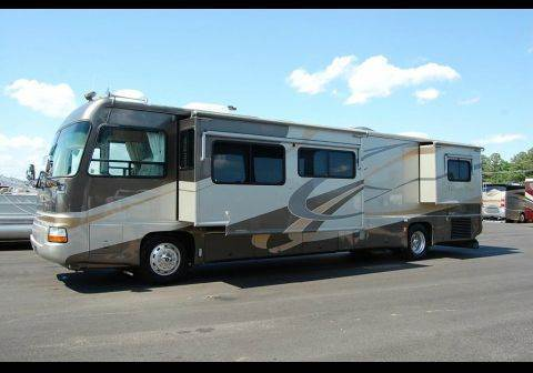 2003 Tiffin Allegro Bus 49DP