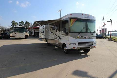 2007 Itasca Sunova 35J Bunkhouse for sale at Texas Best RV in Humble TX