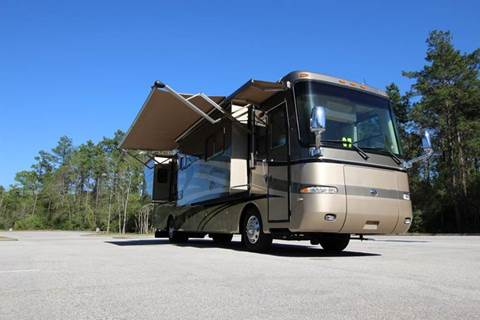 2007 Monaco Diplomat 40 SFT for sale at Texas Best RV in Humble TX