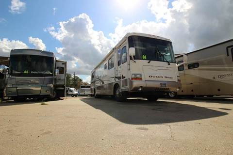 2001 Newmar Dutchstar 3852 for sale at Texas Best RV in Humble TX