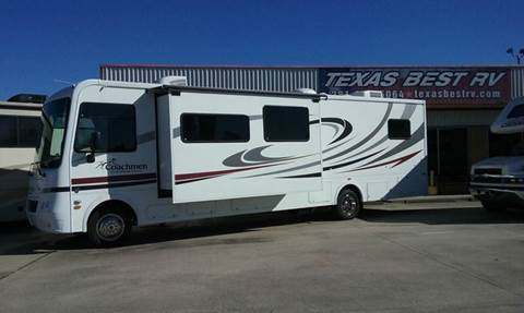 2012 Coachmen Mirada 34BH for sale at Texas Best RV in Humble TX