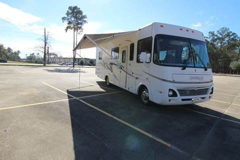 2004 Damon Daybreak M2960 for sale at Texas Best RV in Humble TX