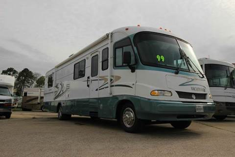 1999 Holiday Rambler Vacationer for sale at Texas Best RV in Humble TX