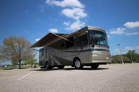 2004 Winnebago Journey 36G for sale at Texas Best RV in Humble TX