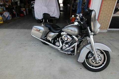 2009 Harley-Davidson Street Glide for sale at Texas Best RV in Humble TX