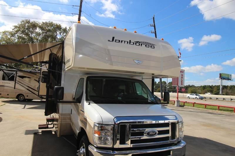 2010 Fleetwood Jamboree 31m Class C - Humble TX