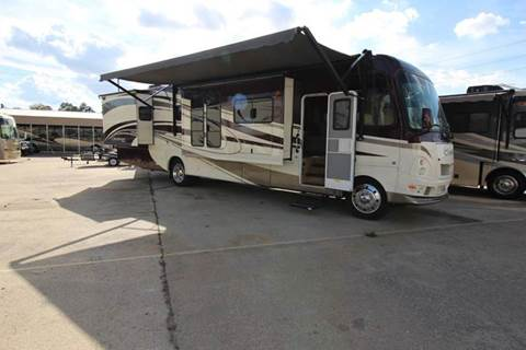 2009 Damon Challenger 378 Platinum for sale at Texas Best RV in Humble TX